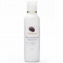 Webecos Eyemake-up remover  125 ml